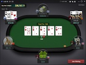 BreakOut Poker No Limit Texas Holdem Short Handed Table